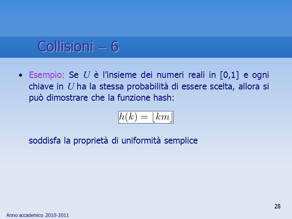 Collisioni  6
