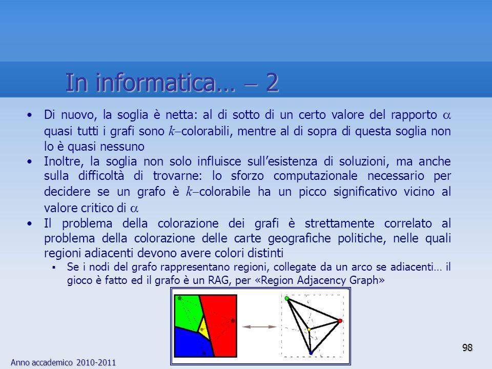 In informatica…  2
