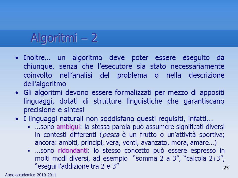 Algoritmi  2