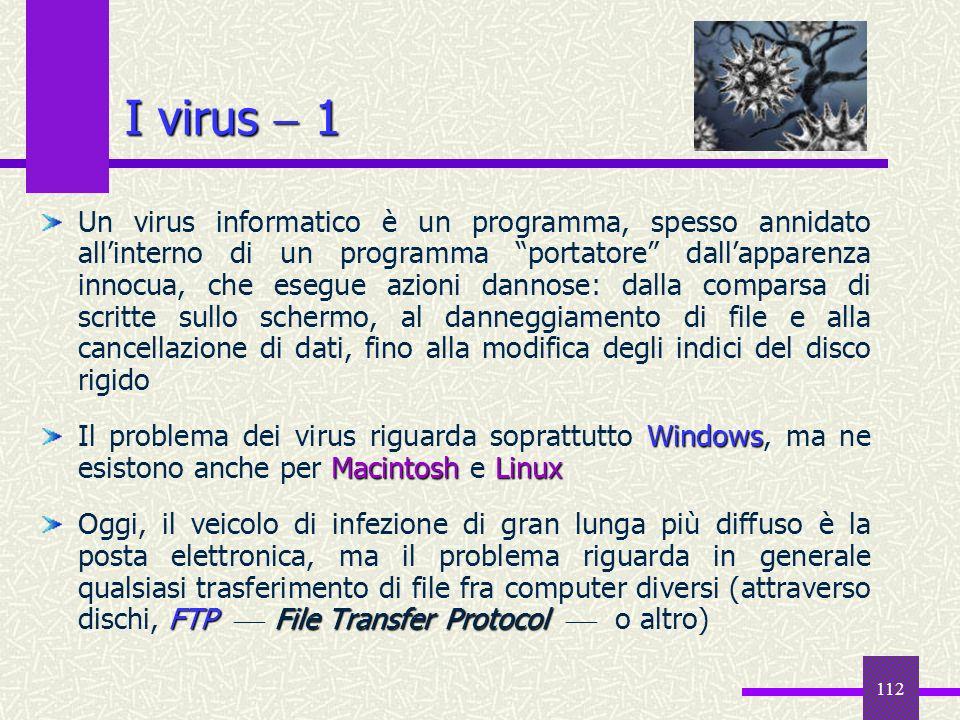 I virus  1