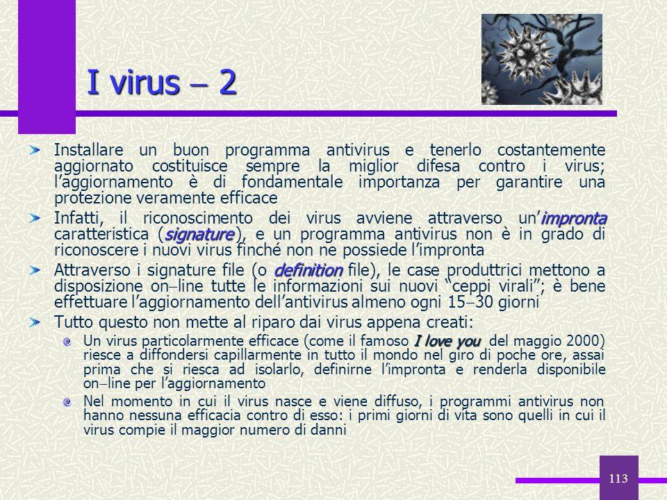 I virus  2