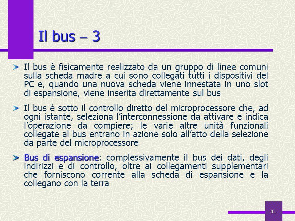 Il bus  3