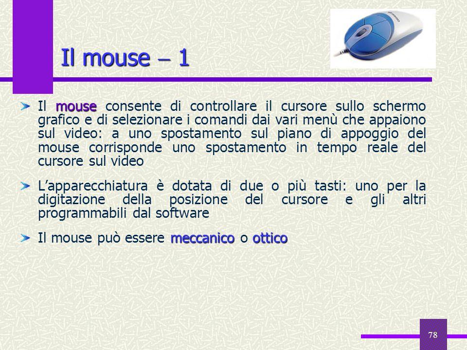 Il mouse  1