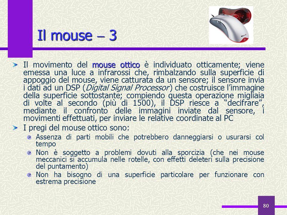 Il mouse  3