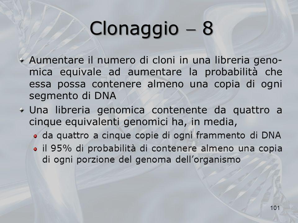 Clonaggio  8
