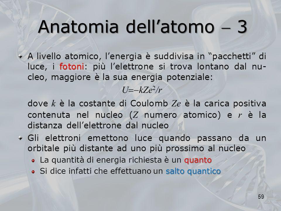 Anatomia dell'atomo  3 UkZe2/r