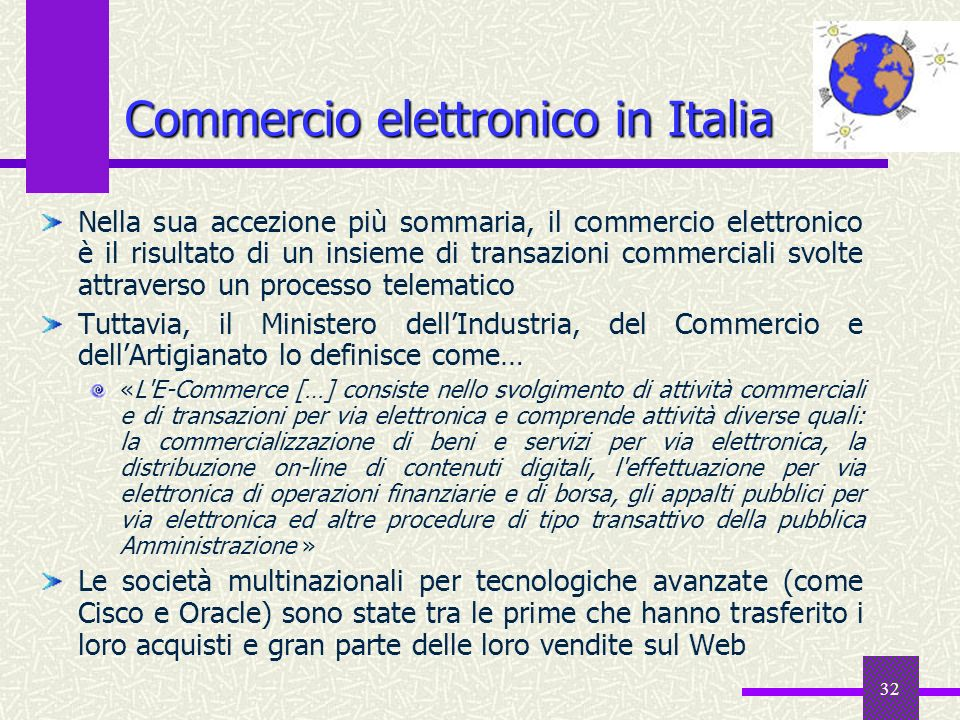 Commercio elettronico in Italia