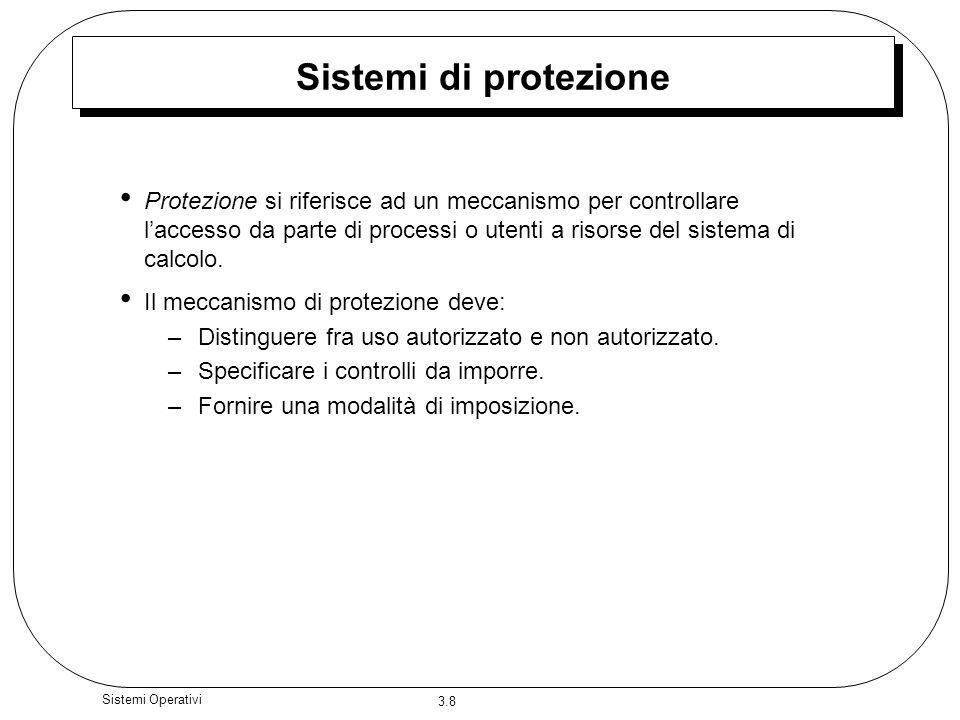 Sistemi di protezione