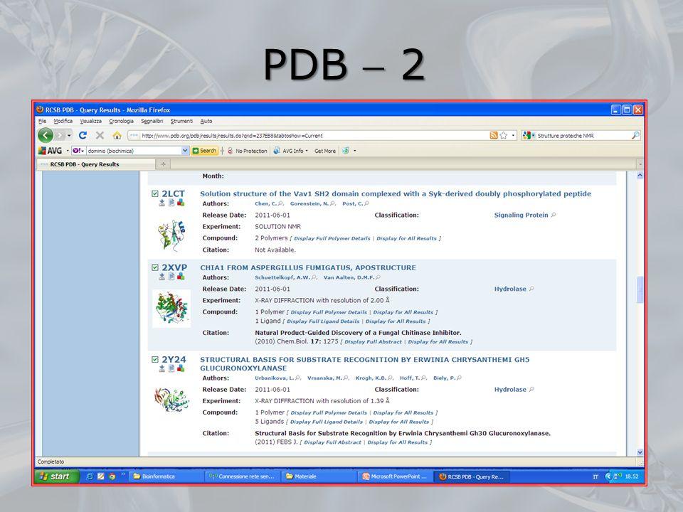 PDB  2