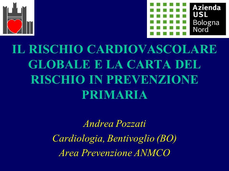 Andrea Pozzati Cardiologia, Bentivoglio (BO) Area Prevenzione ANMCO