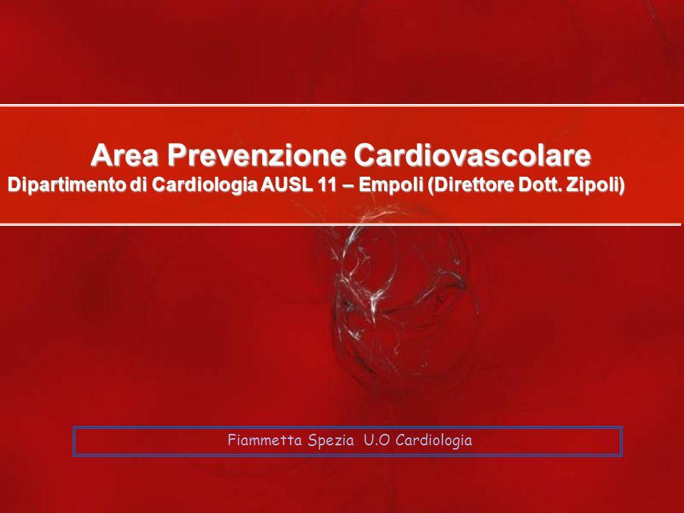 Area Prevenzione Cardiovascolare