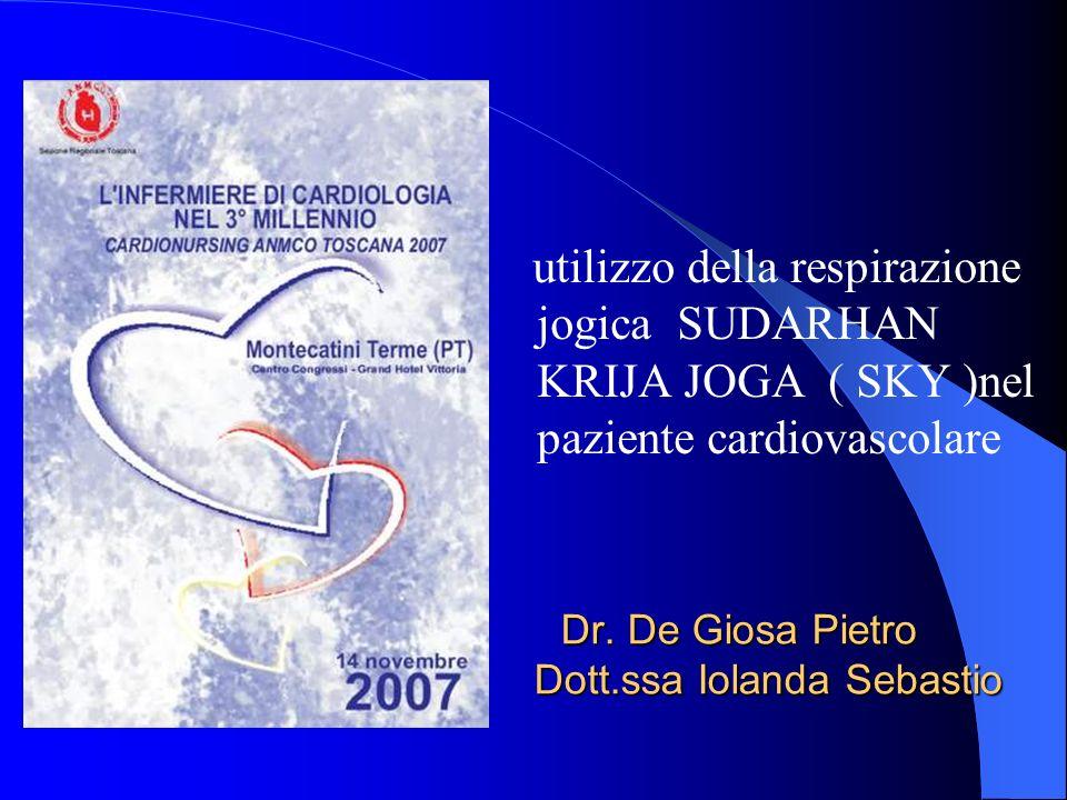 Dr. De Giosa Pietro Dott.ssa Iolanda Sebastio