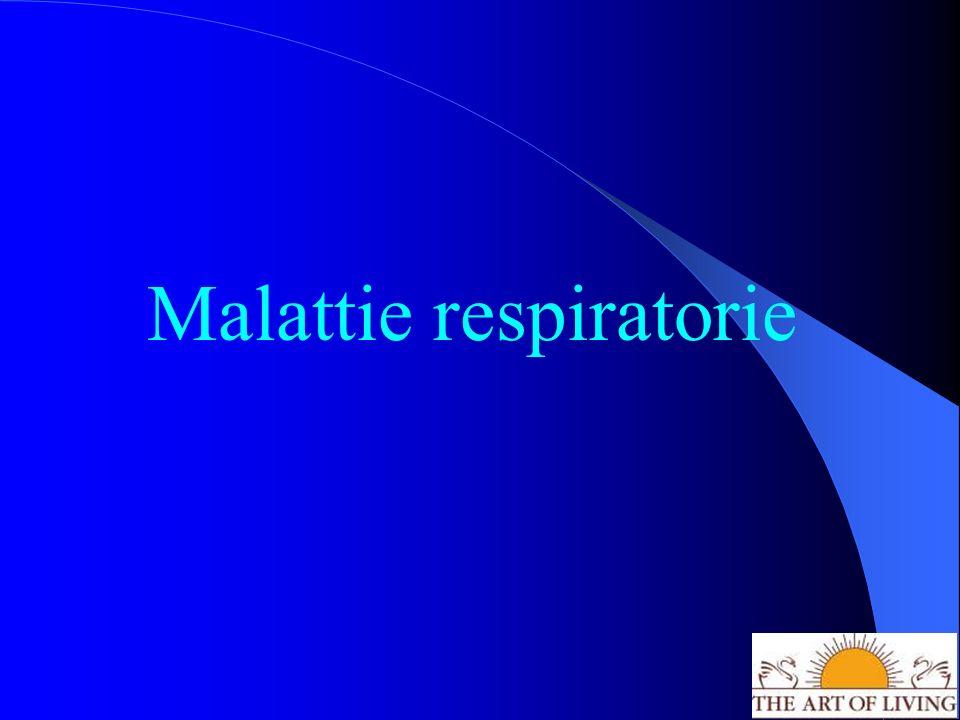 Malattie respiratorie