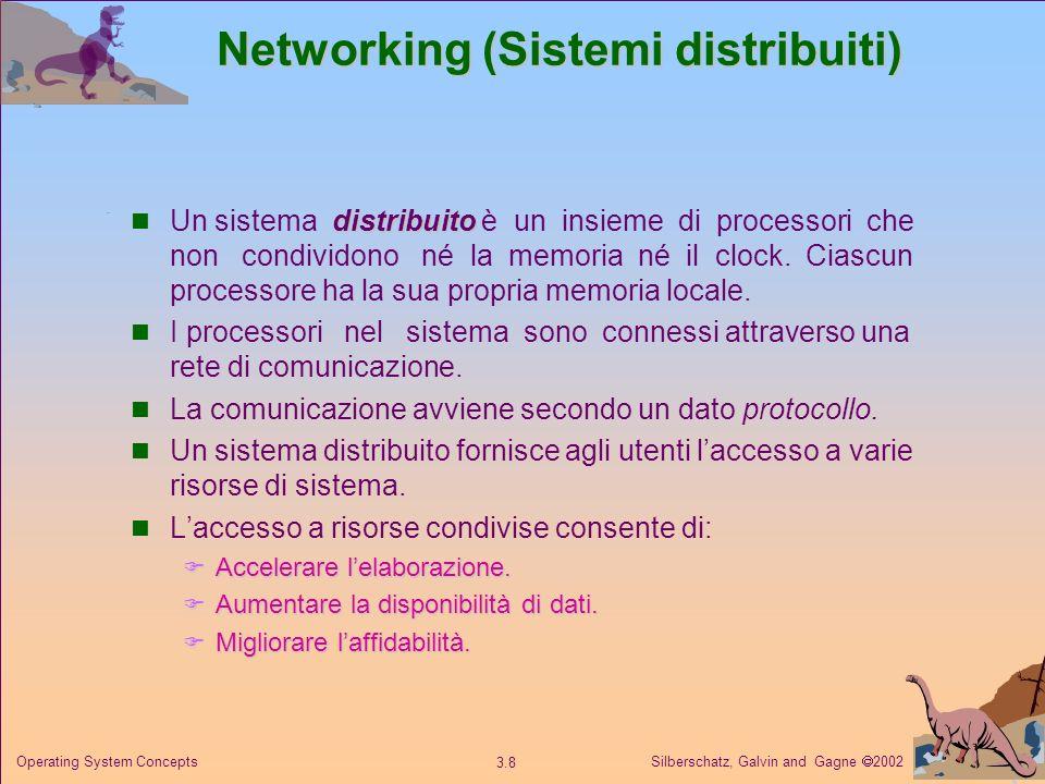 Networking (Sistemi distribuiti)