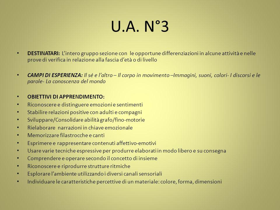 U.A. N°3
