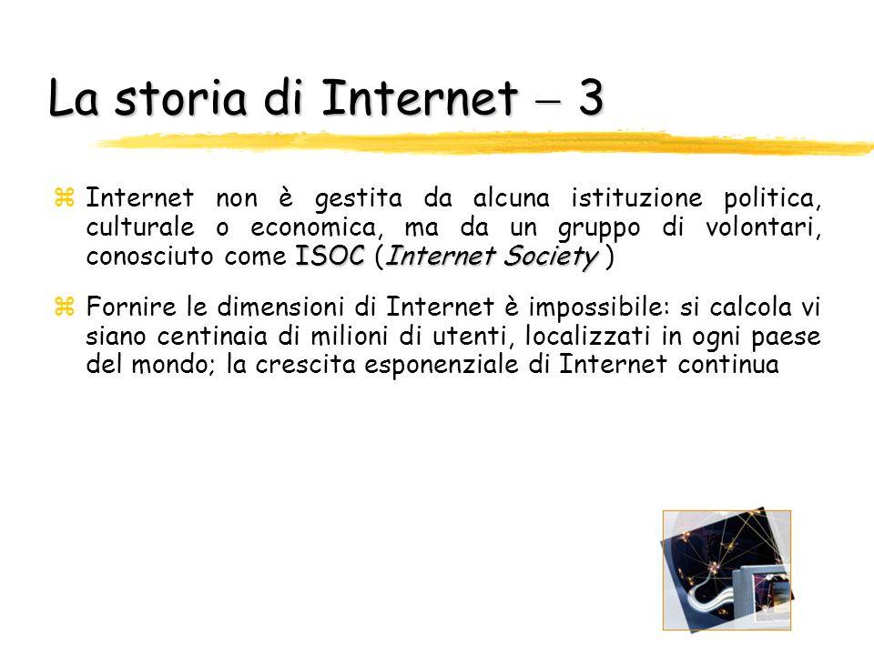 La storia di Internet  3
