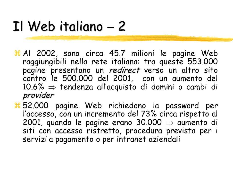 Il Web italiano  2