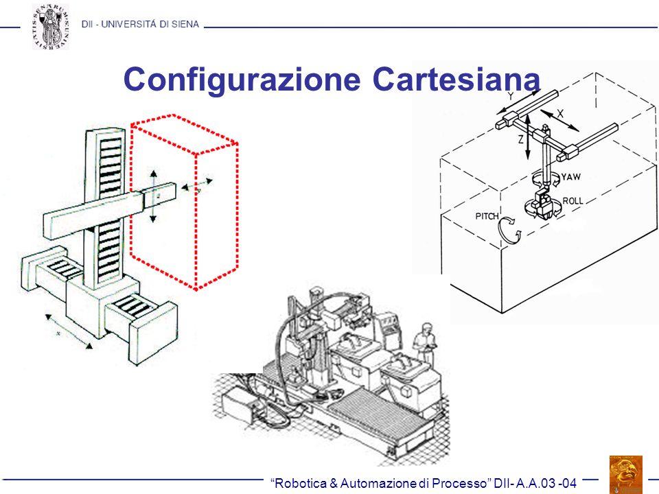 Configurazione Cartesiana