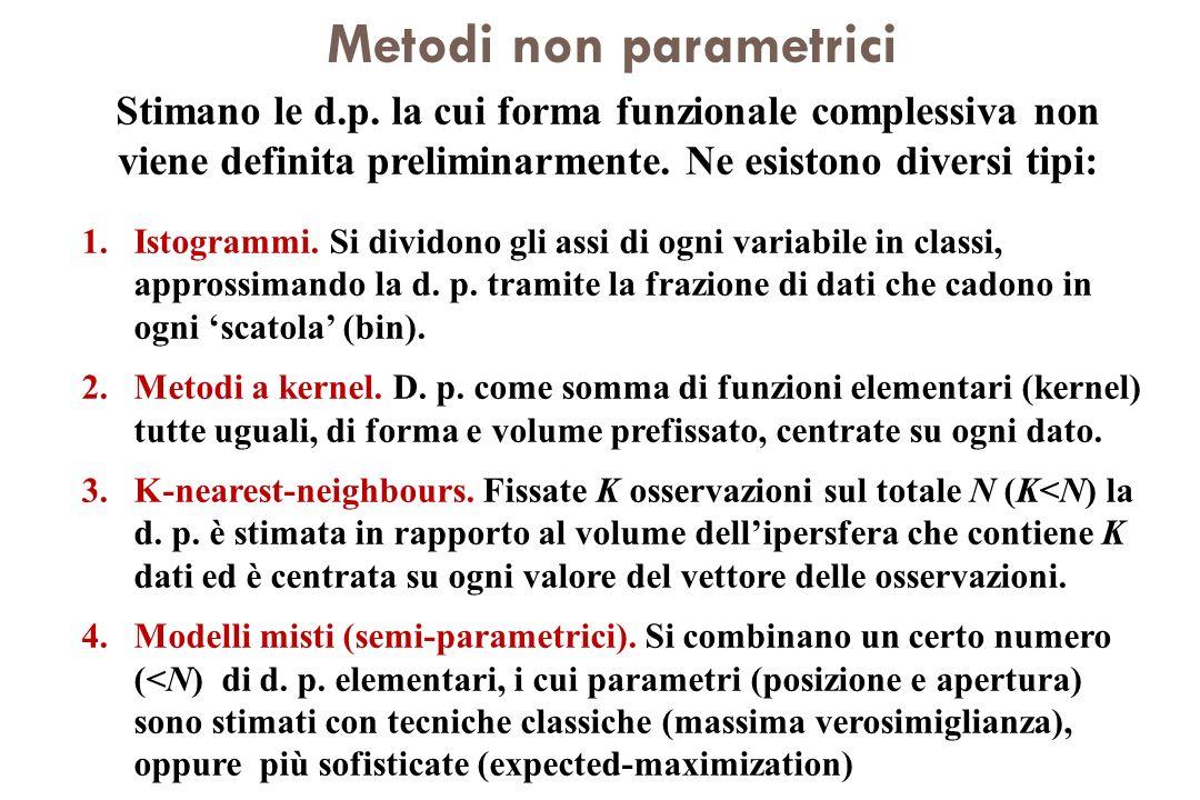 Metodi non parametrici
