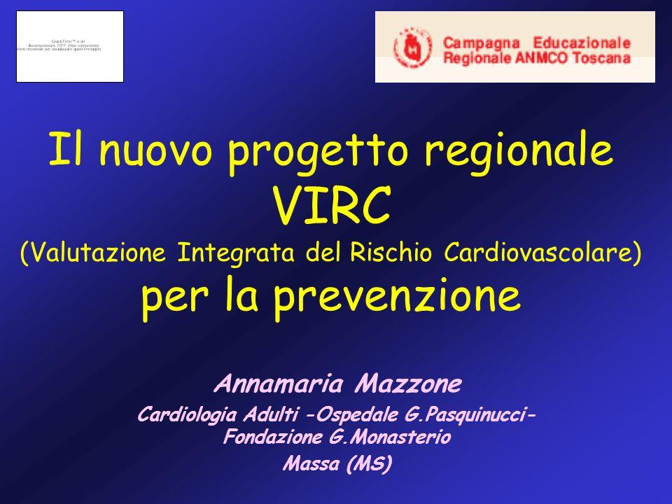 Cardiologia Adulti -Ospedale G.Pasquinucci- Fondazione G.Monasterio