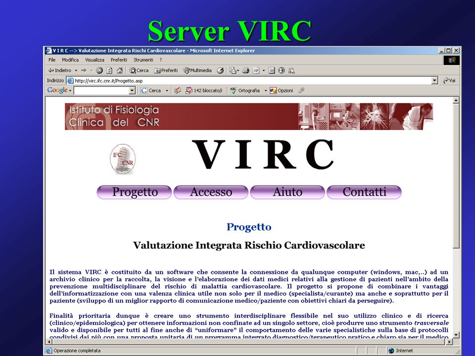 Server VIRC
