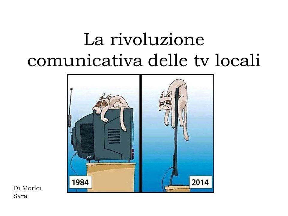 La rivoluzione comunicativa delle tv locali