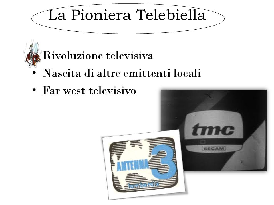 La Pioniera Telebiella