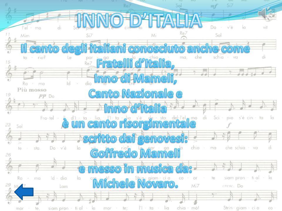 Il canto degli italiani conosciuto anche come