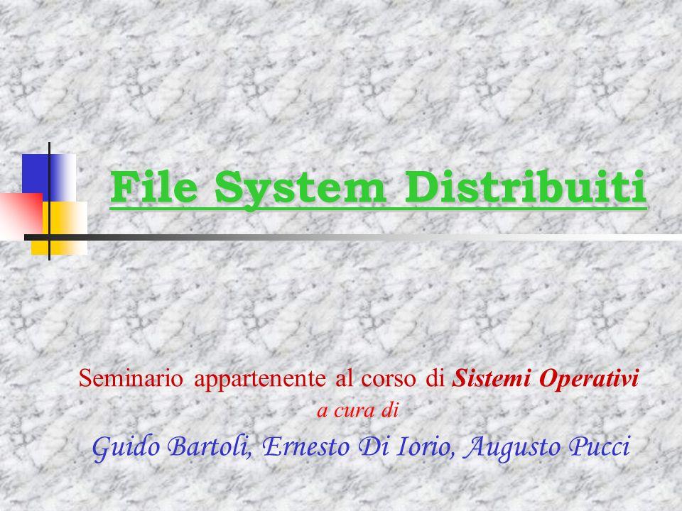 File System Distribuiti