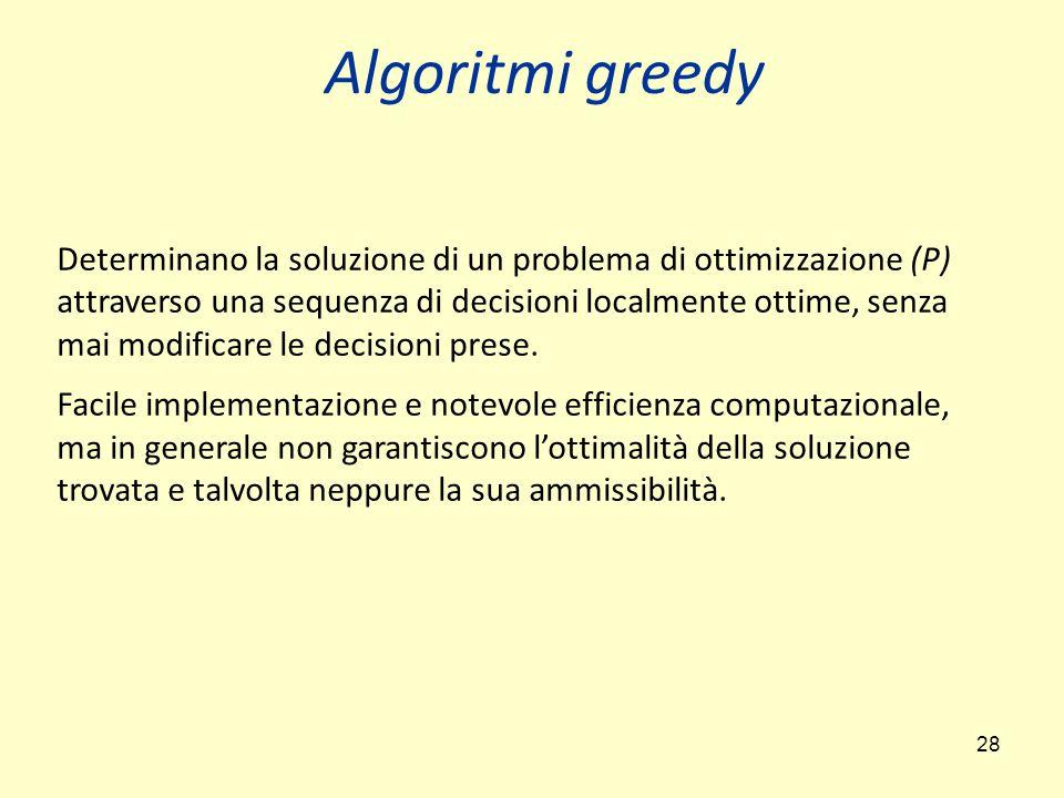 Algoritmi greedy