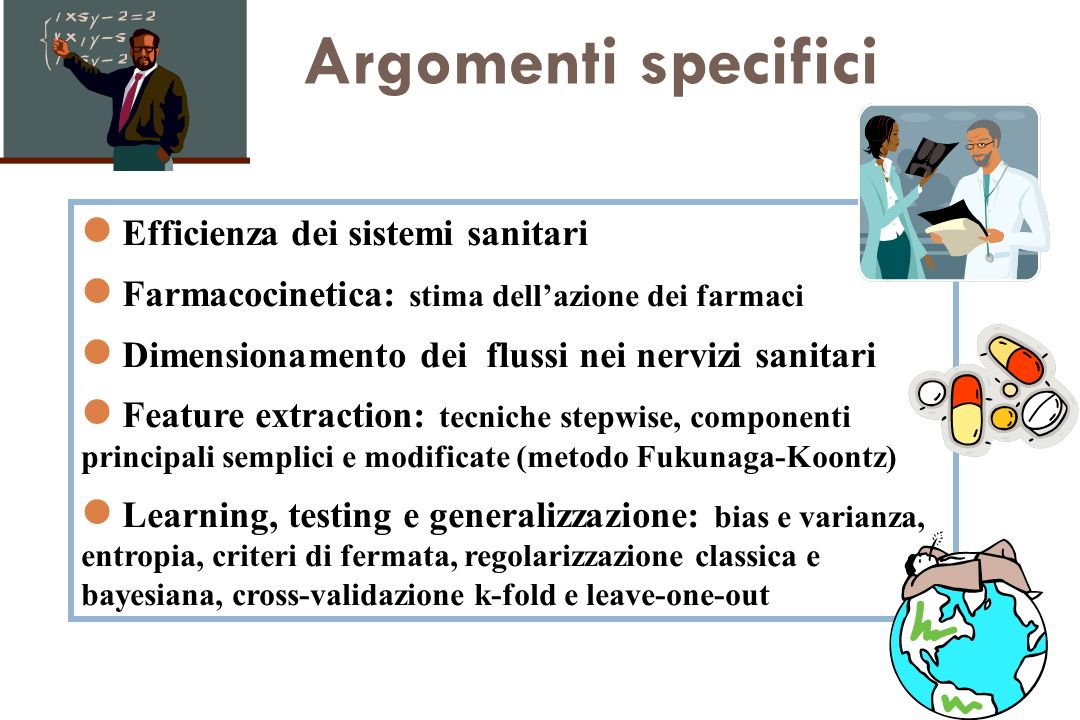 Argomenti specifici Efficienza dei sistemi sanitari