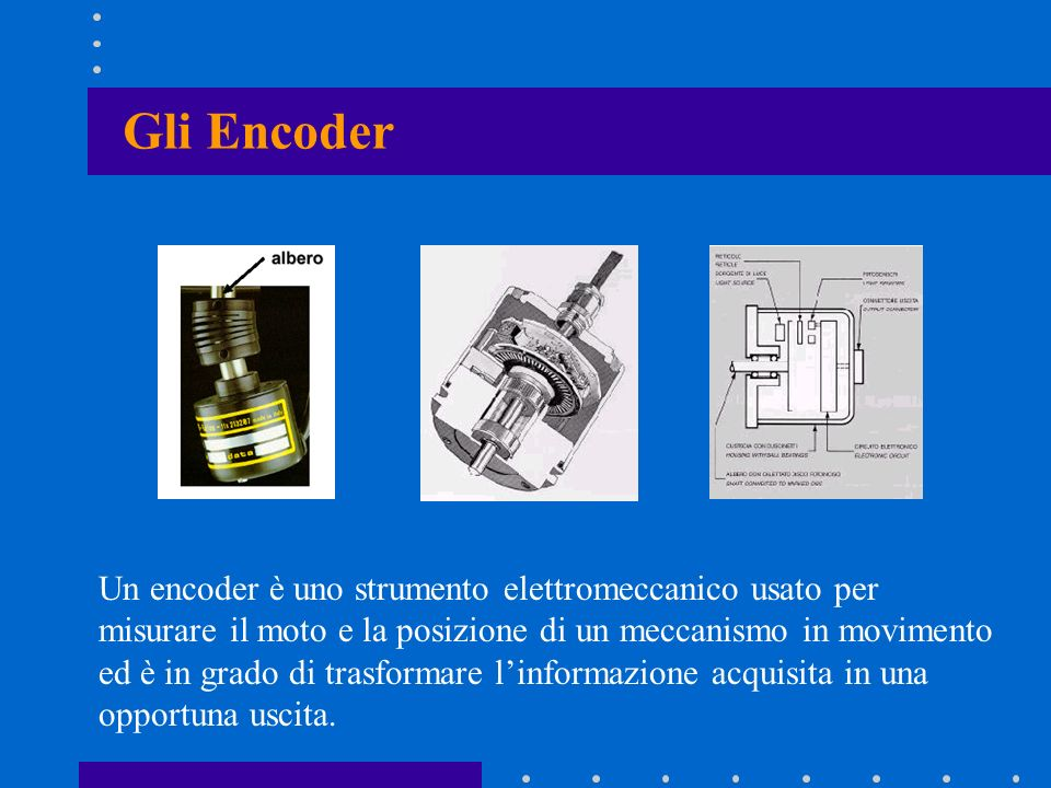 Gli Encoder