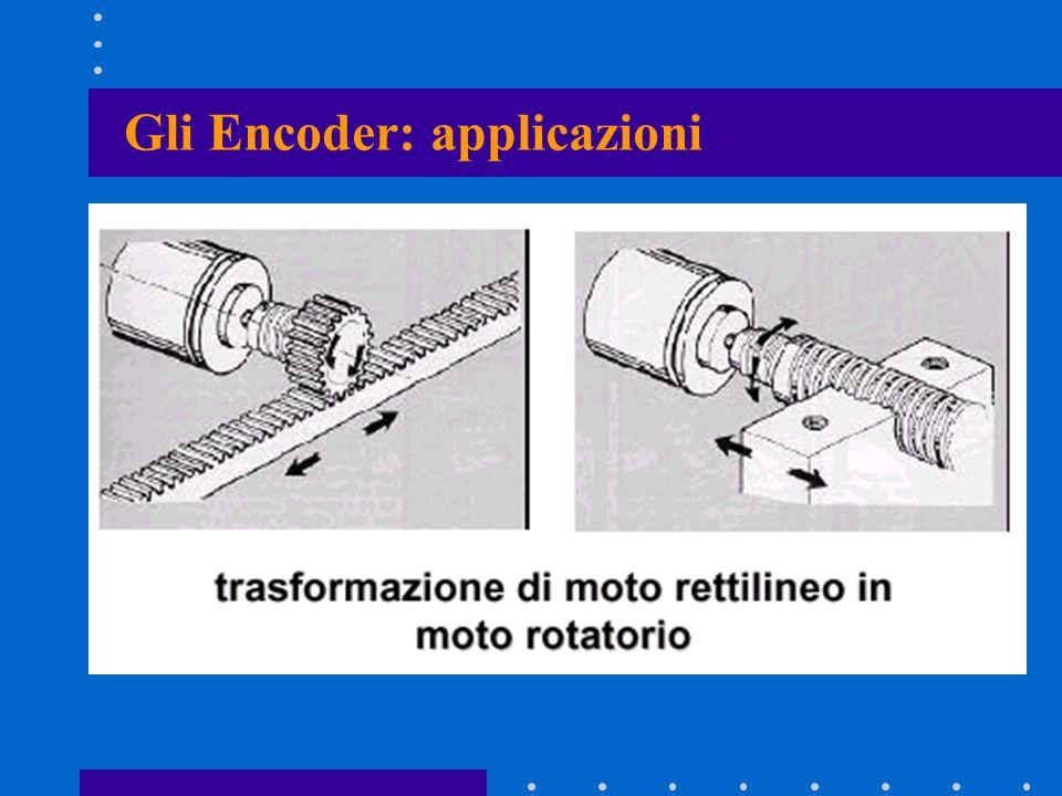 Gli Encoder: applicazioni