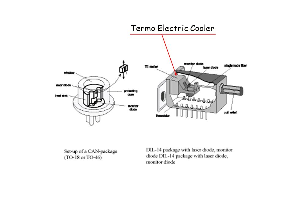 Termo Electric Cooler