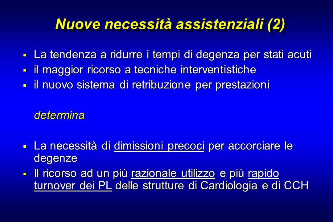 Nuove necessità assistenziali (2)