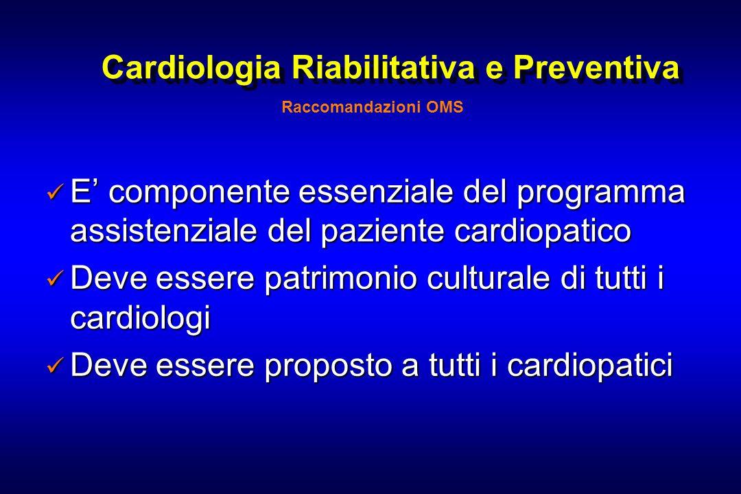 Cardiologia Riabilitativa e Preventiva