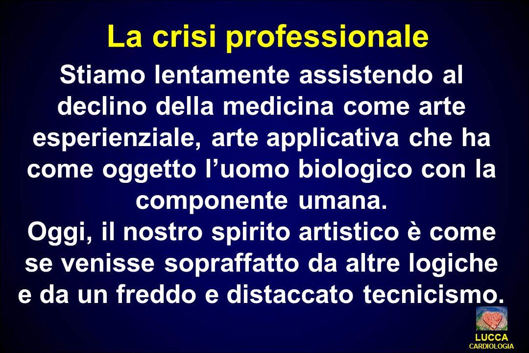 La crisi professionale