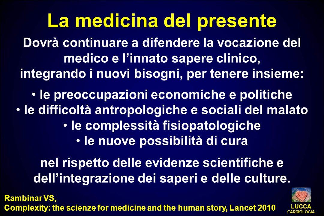 La medicina del presente