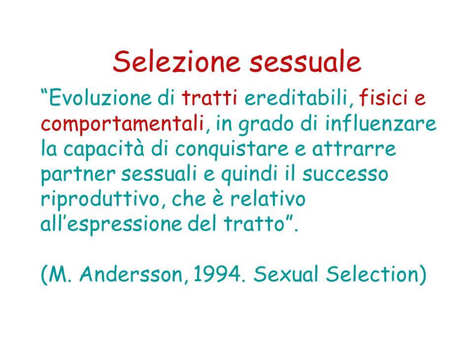 Selezione sessuale