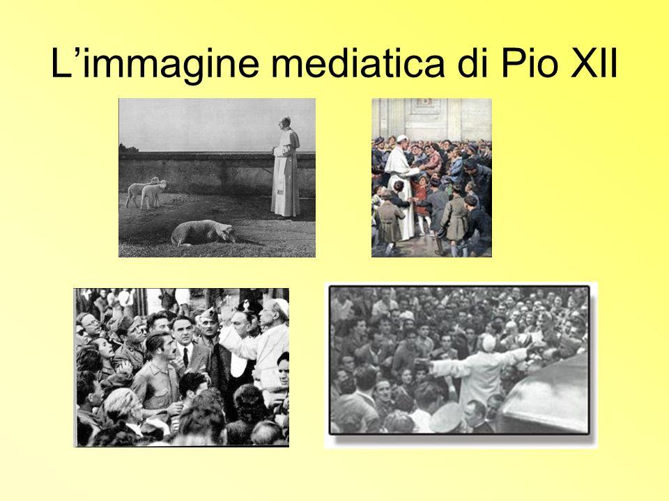 L'immagine mediatica di Pio XII
