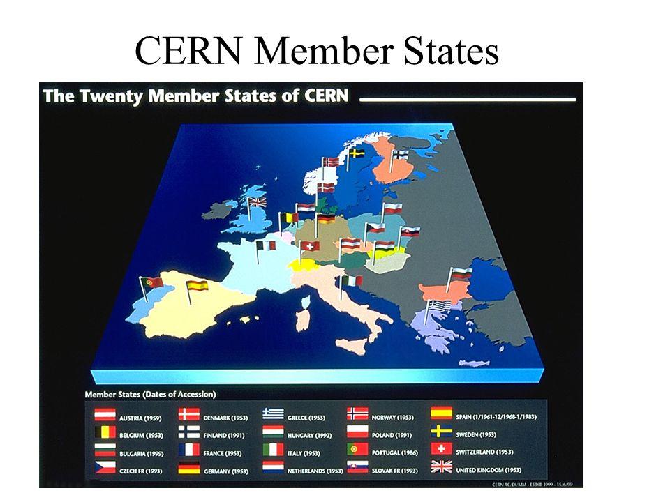 CERN Member States