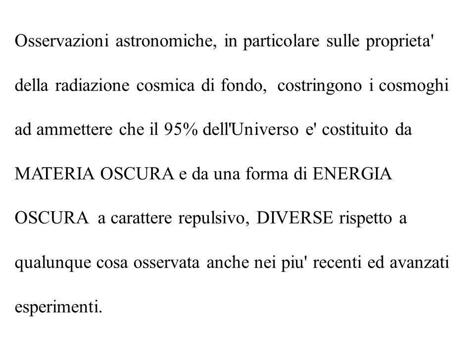 Osservazioni astronomiche, in particolare sulle proprieta