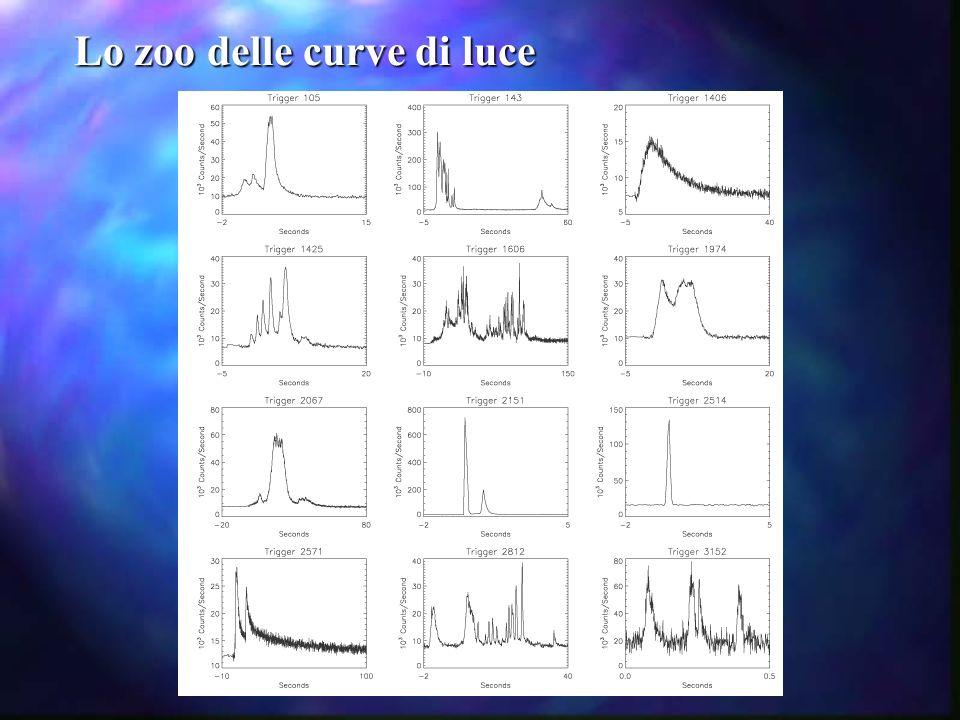 Lo zoo delle curve di luce