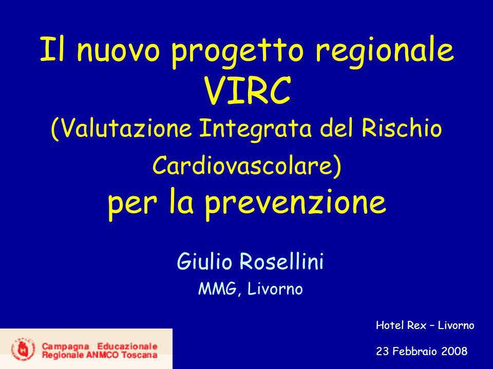 Giulio Rosellini MMG, Livorno