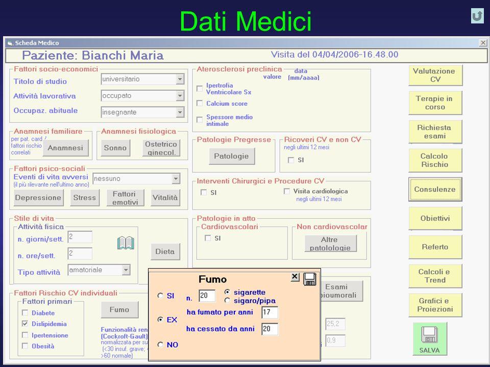 Dati MediciD.Franchi, G. Iervasi, R. Cristofani, A.