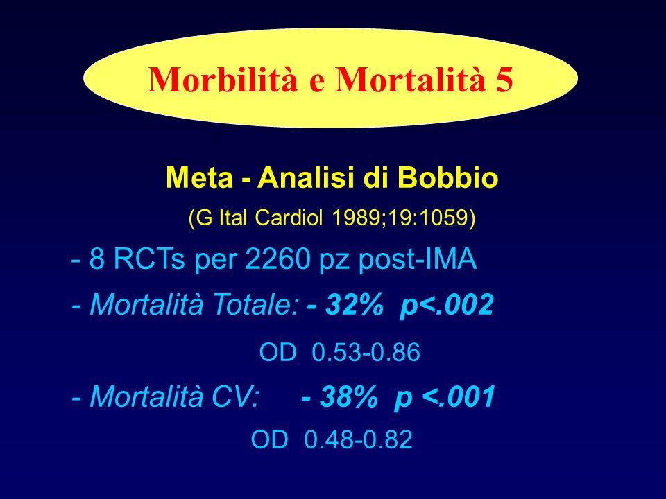 Meta - Analisi di Bobbio