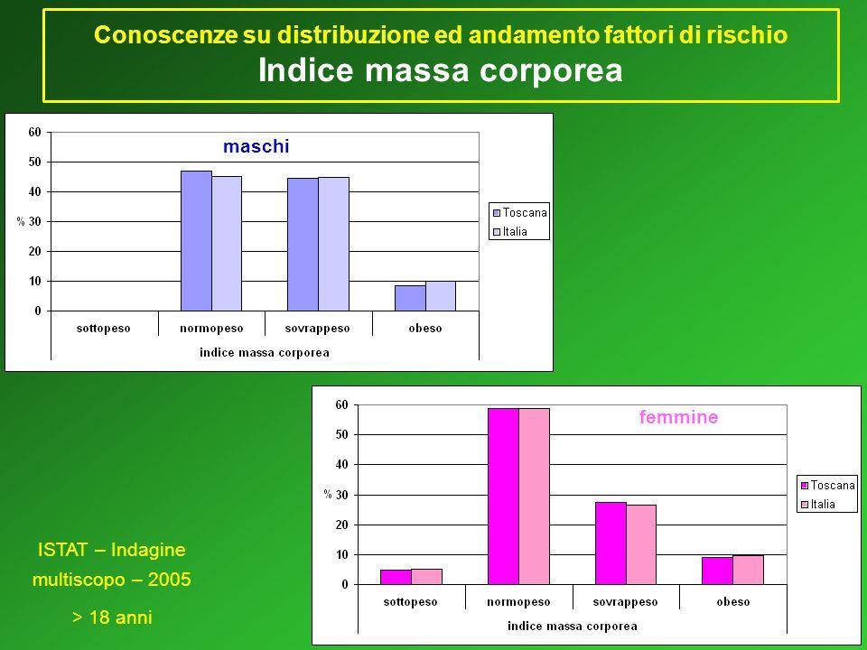 ISTAT – Indagine multiscopo – 2005