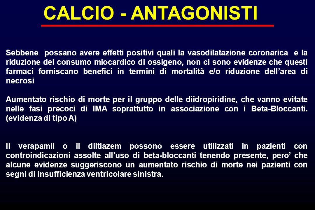 CALCIO - ANTAGONISTI