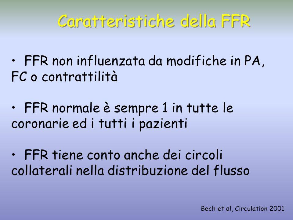 Caratteristiche della FFR