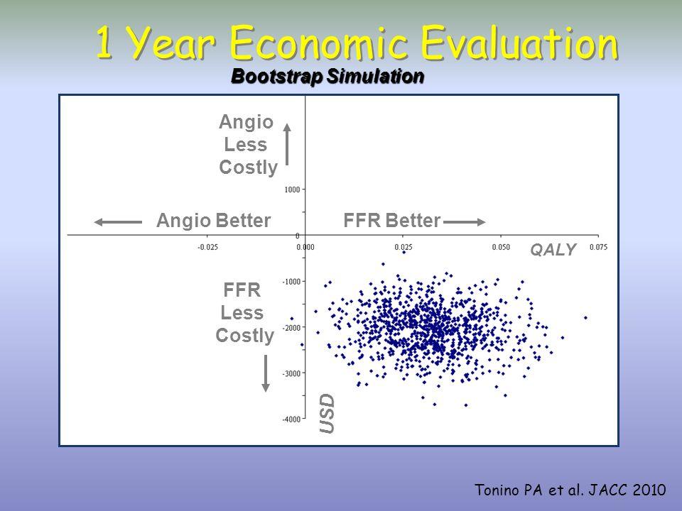 1 Year Economic Evaluation